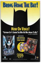 Verso de Showcase '94 (DC comics - 1994) -7- Issue # 7