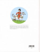 Verso de Docteur Poche -16- Le royaume des chats