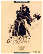Verso de Ivanhoé + La Flèche noire - Ivanhoé + La flèche noire
