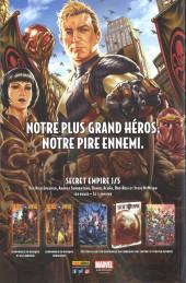 Verso de Avengers (Marvel France - 2017) -7- Mise au point