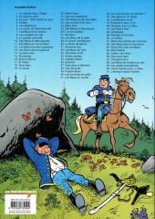 Verso de Les tuniques Bleues -39Ind- Puppet blues