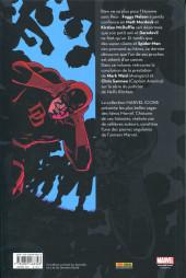 Verso de Daredevil par Mark Waid -2- Tome 2