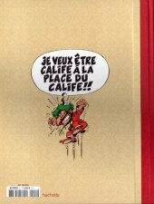 Verso de Iznogoud - La Collection (Hachette) -2- Tome 2