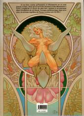 Verso de Illustrations de charme -4- Tueuses de dinos - Illustrations de charme