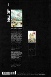 Verso de Royal City -1- Famille décomposée