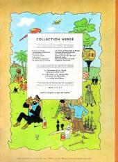 Verso de Jo, Zette et Jocko (Les Aventures de) -5B20b- La vallée des cobras