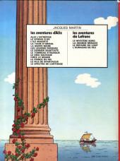 Verso de Alix -13- Le spectre de Carthage