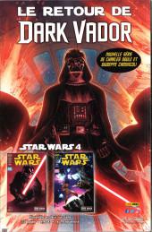 Verso de Star Wars (Panini Comics - 2017) -HS1- La Citadelle hurlante