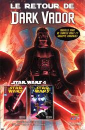 Verso de Star Wars (Panini Comics - 2017) -HS1VC- La citadelle hurlante