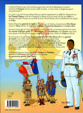 Verso de Félix Éboué, héros de la France Libre