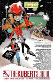 Verso de Scooby Apocalypse (2016) -21- Malled!