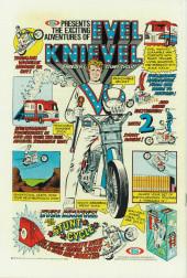 Verso de Jungle Action Vol.2 (Marvel - 1972) -8- Malice by crimson moonlight