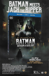 Verso de Batman (DC Comics - 2016) -39- SuperFriends, Part Three