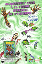 Verso de Marvel Universe (Panini - 2017)  -3- Les Catacombes des dieux