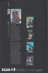 Verso de Saga (Vaughan/Staples) -8- Tome 8