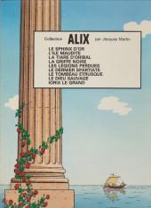 Verso de Alix -5b1972- La Griffe noire