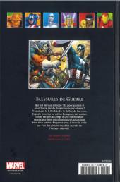 Verso de Marvel Comics - La collection (Hachette) -10280- Blessures de Guerre