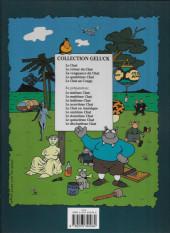 Verso de Le chat -5a1993a- Le Chat au Congo