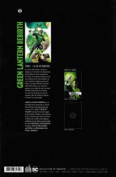 Verso de Green Lantern Rebirth -1- La Loi de Sinestro