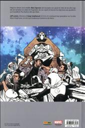Verso de Moon Knight (100% Marvel - 2017) -3- Naissance et mort