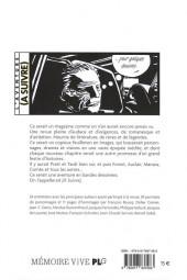 Verso de (DOC) Études et essais divers - L'Aventure (A SUIVRE)