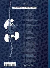 Verso de Les schtroumpfs - La collection (Hachette) -51- Les Schtroumpfs à Pilulit