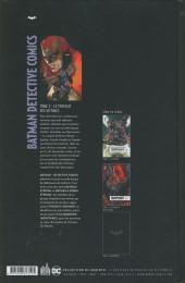 Verso de Batman : Detective Comics -2- Le Syndicat des victimes