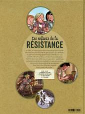 Verso de Les enfants de la Résistance -4- L'escalade