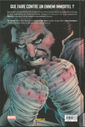 Verso de Wolverine (Marvel Deluxe) - La Chasse est Ouverte
