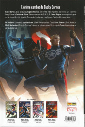 Verso de Captain America (Marvel Deluxe - 2011) -8- Le Procès de Captain America