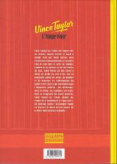 Verso de Vince Taylor, l'ange noir