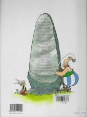 Verso de Astérix (Hachette) -9b2007- Astérix et les normands