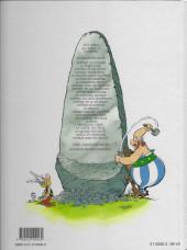 Verso de Astérix (Hachette) -6a99- Astérix et Cléopâtre