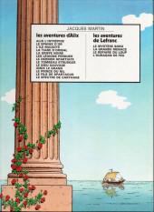 Verso de Alix -11a1977- Le prince du Nil