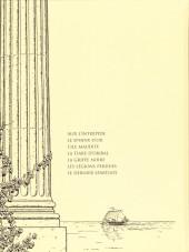 Verso de Alix -INT01- Les Premières Aventures - Recueil 1