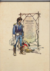 Verso de Blueberry -4b1973- Le cavalier perdu