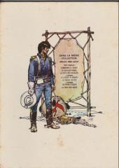 Verso de Blueberry -7a71- Le cheval de fer