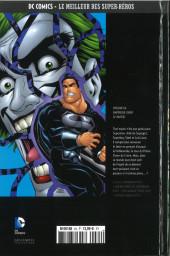 Verso de DC Comics - Le Meilleur des Super-Héros -64- Empereur Joker - 2e Partie