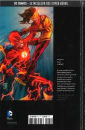Verso de DC Comics - Le Meilleur des Super-Héros -65- Flash - En Négatif