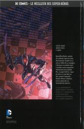 Verso de DC Comics - Le Meilleur des Super-Héros -HS08- Justice League - Infinite Crisis - 1re partie