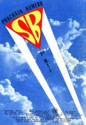 Verso de Super Boy (2e série) -116- La voix sans visage