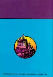 Verso de Surnaturel poche -1- Le bateau fantôme