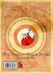 Verso de Ancient Magus Bride (The) -HS- Spécial Booklet