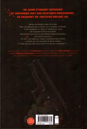 Verso de Kill or Be Killed -1- Tome 1