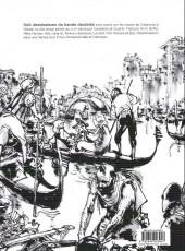 Verso de (DOC) Venise sur les pas de Casanova - De la peinture du XVIIIe siècle à la bande dessinée