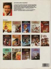 Verso de Aria -4a1991- Les chevaliers d'Aquarius