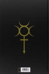 Verso de Black Magick -1TL- Réveil