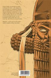 Verso de Gilgamesh (Harder) - Gilgamesh