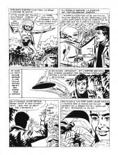 Verso de Sidéral (1re série) -28- Le mystère des empreintes géantes