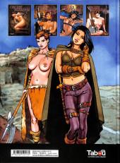 Verso de Orgies barbares -5- Orgies barbares V
